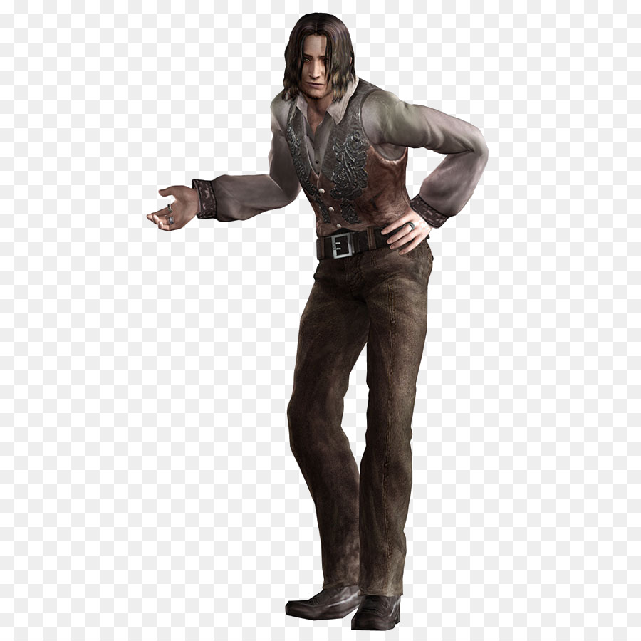 Resident Evil 4 Standing Png Download 500 900 Free Transparent Resident Evil 4 Png Download Cleanpng Kisspng