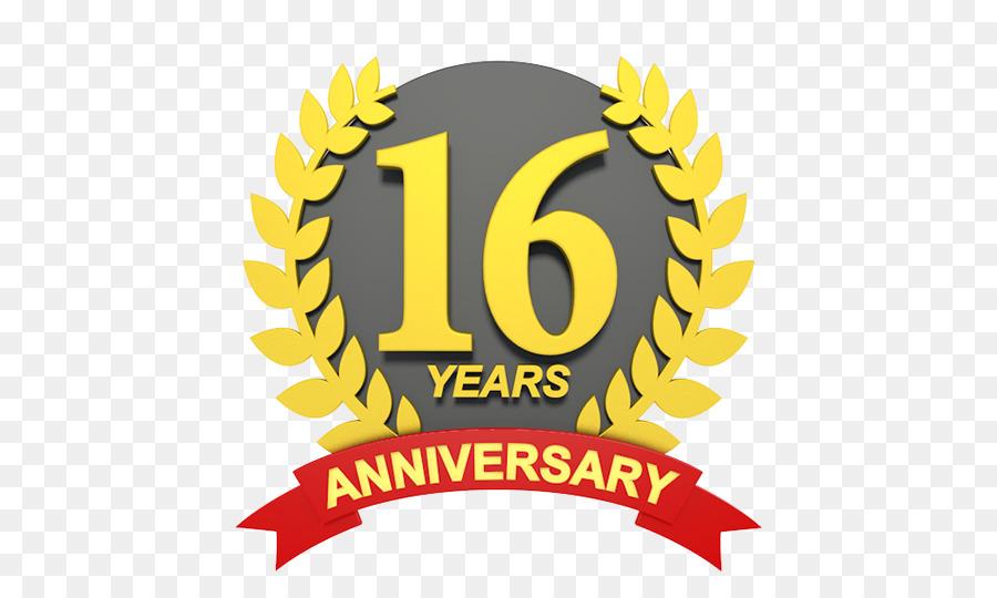 Anniversario Di Matrimonio 16 Anni.Anniversario Di Matrimonio Clip Art 16 Anni Scaricare Png