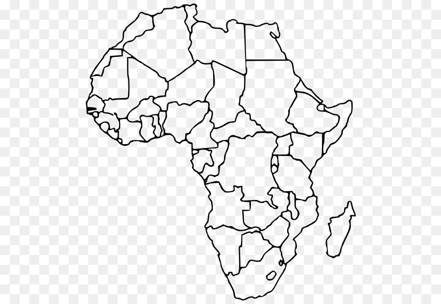Cartina Dell Africa In Bianco E Nero.Mappa Vuota Africa Mappa Del Mondo Africa Scaricare Png Disegno Png Trasparente Bianco Png Scaricare