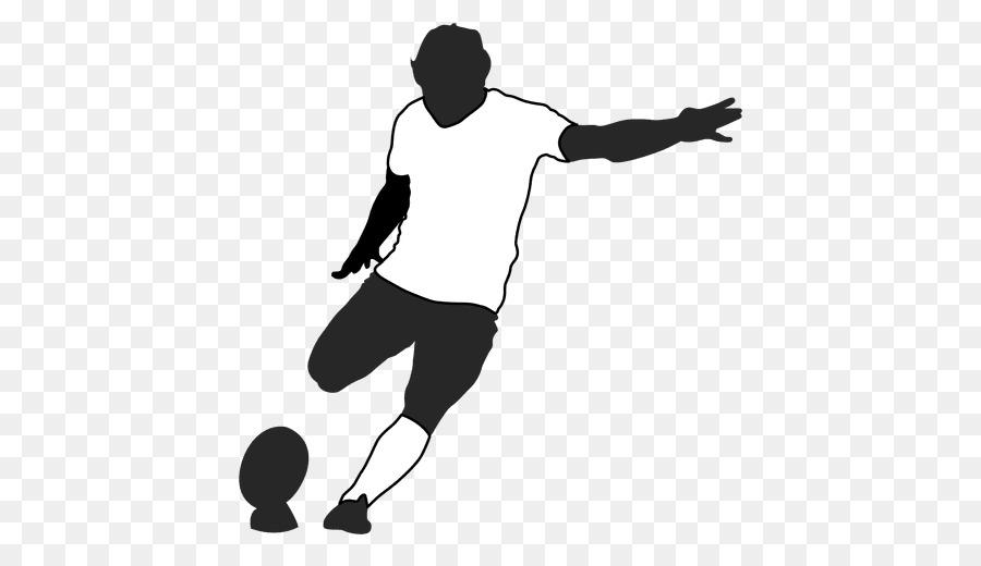 Kick Fussball Spieler Clipart Fussball Png Herunterladen