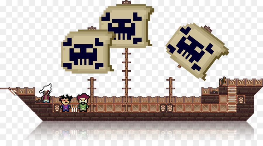 Get Pirate Ship Pixel Art Pictures