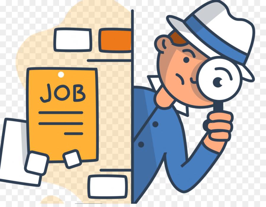 Teacher Cartoon Png Download 1000 766 Free Transparent Job Hunting Png Download Cleanpng Kisspng
