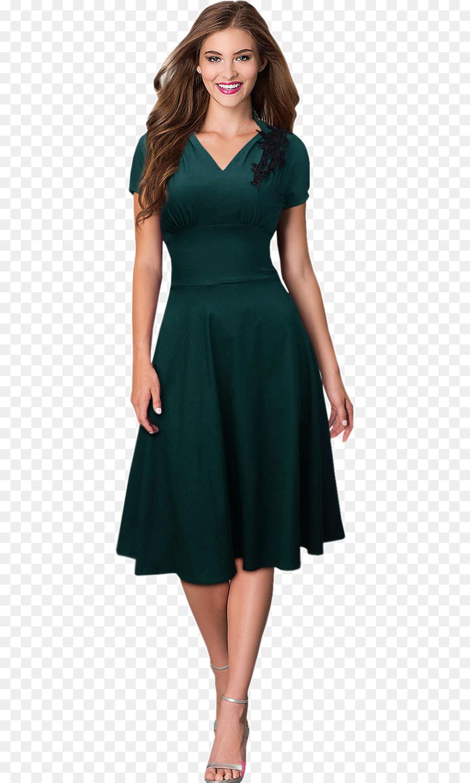 Party Kleid Hochzeit Abendkleid Cocktail-Kleid - Frauen Kleid png