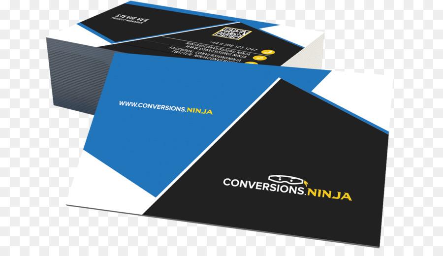 Logo Visitenkarten Marke Visitenkarte Mockup Png