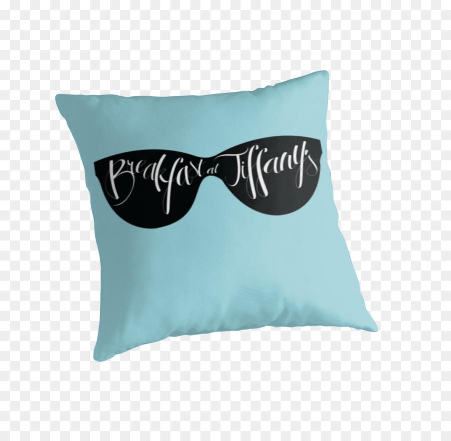 Throw Pillows Aqua Png 875
