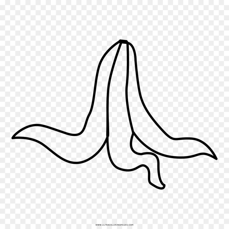 superiore immagini banana da colorare  disegni da