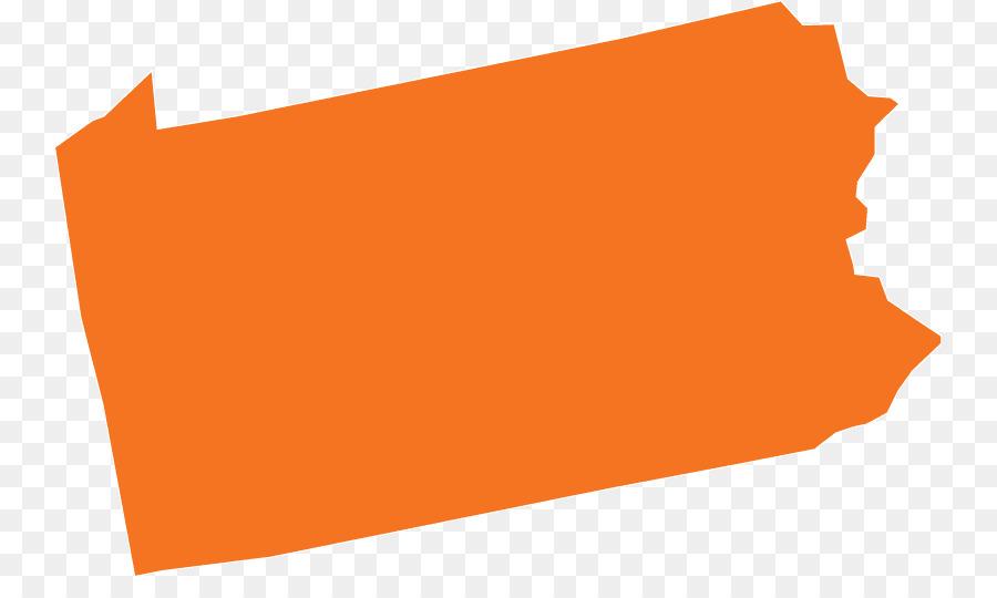 Orange Background Png Download 802 521 Free Transparent Pennsylvania Png Download Cleanpng Kisspng