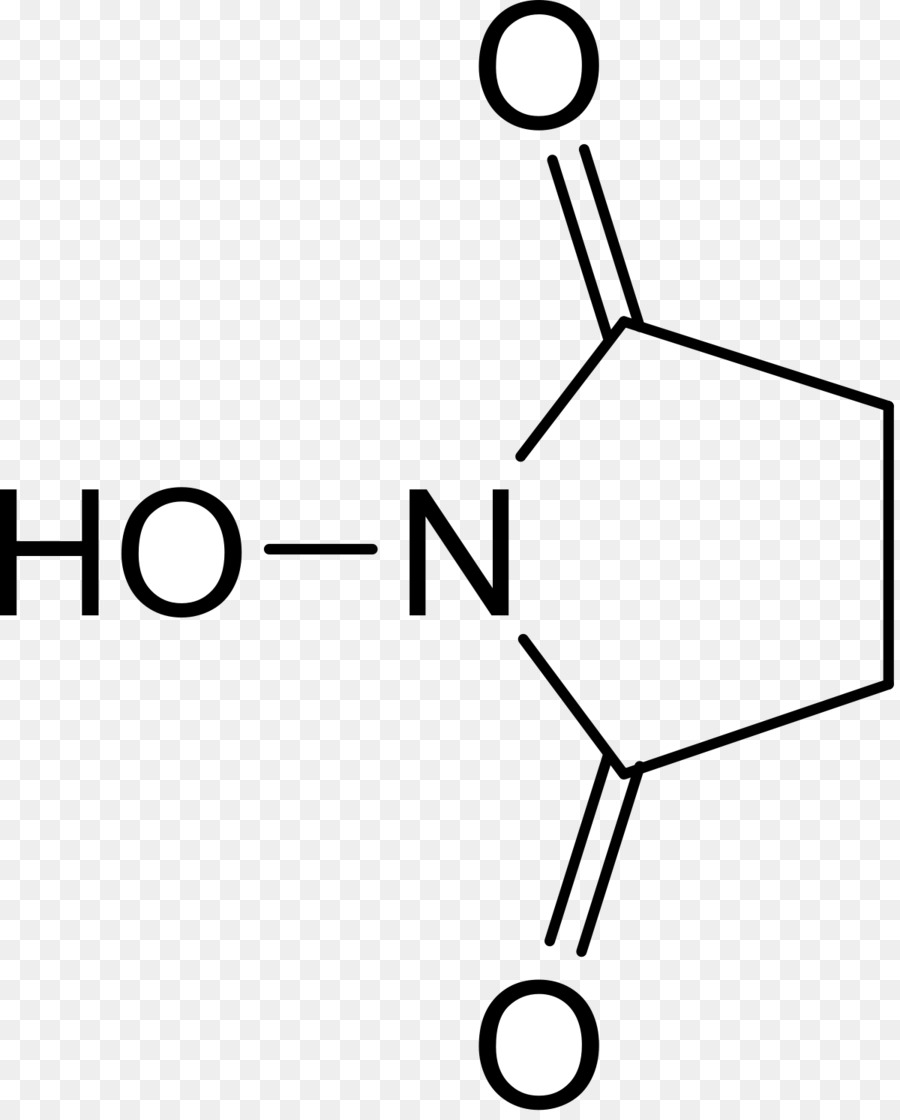 N Hydroxysuccinimide Chemie Molekül Atom Chemische