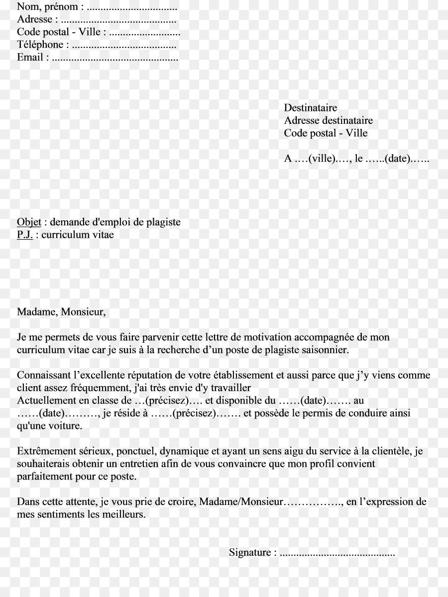 Anschreiben Arbeitgeber Dokument Text Motivation Png