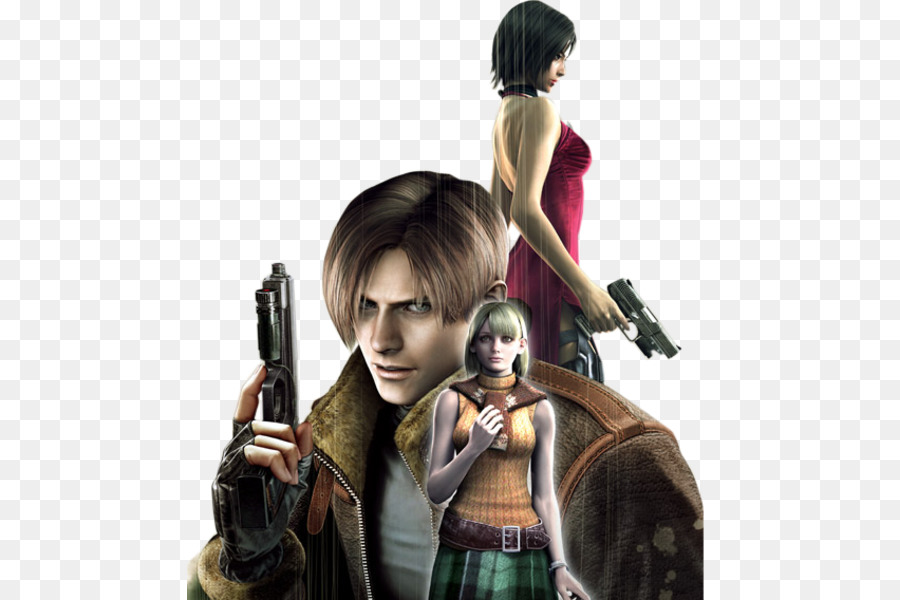 Resident Evil 4 Action Figure Png Download 525 600 Free