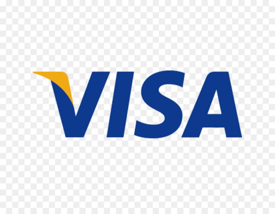Visa Mastercard-Logo Zahlung per Kreditkarte - Visum png