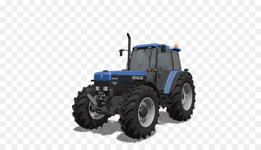Farming Simulator 17 Tractor png download - 512*512 - Free