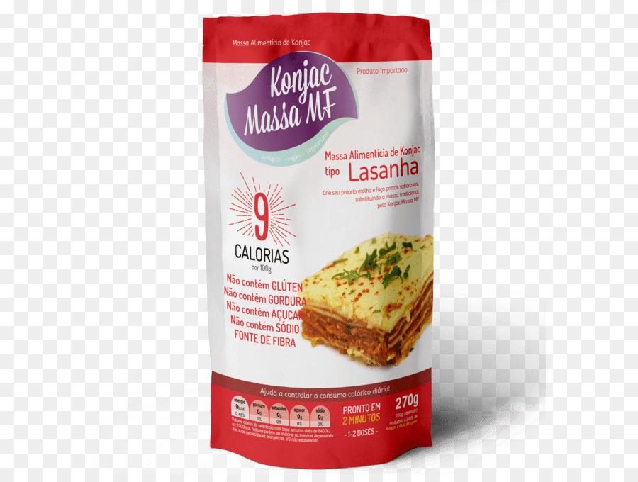 lasagne teig