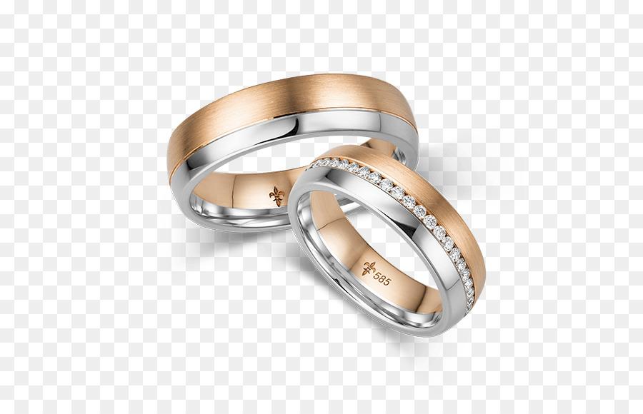 Hochzeit Ring Gold Verlobungsring Braut Ehering Png