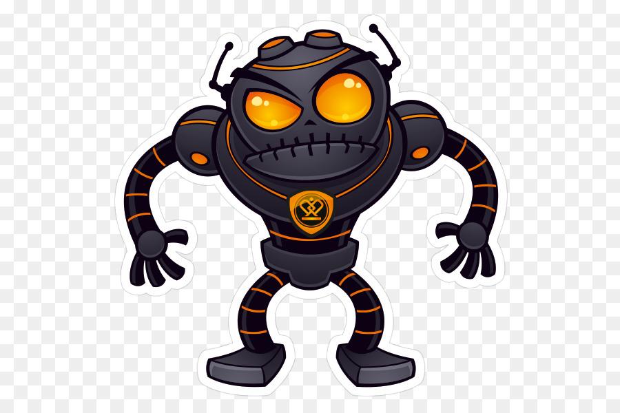 robot cartoon png download - 600 600