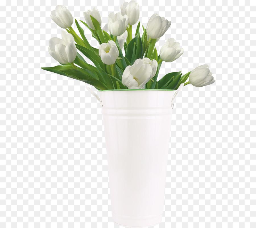 Vaso Fiori.Fantasia Floreale Fiori Di Tulipano Vaso Fiore Scaricare Png