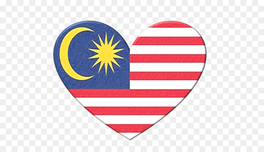 Indonesia Flag 597 503 Transprent Png Free Download Heart Line Flag Of Malaysia Cleanpng Kisspng