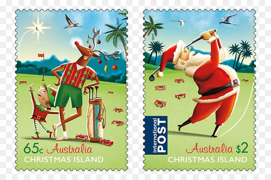 Christmas In Australia Background.Christmas And New Year Background Png Download 800 600
