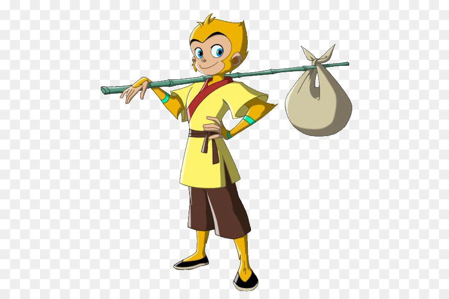 Sun Wukong Goku Zeichnen Son Goku Png Herunterladen 553 598 Kostenlos Transparent Kleidung Png Herunterladen