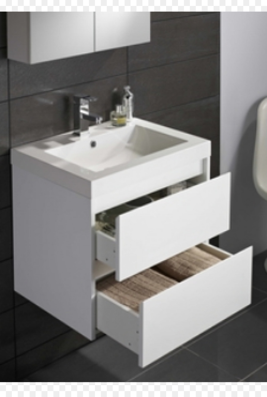 Badezimmer Schrank Schublade Waschbecken Schranke Waschbecken