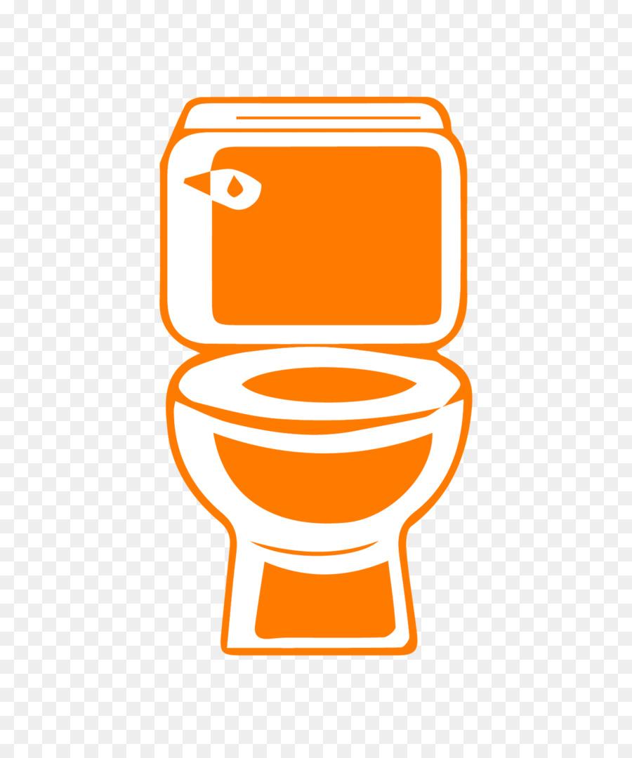 WC-Logo Badezimmer Dusche - WC png herunterladen - 9*9
