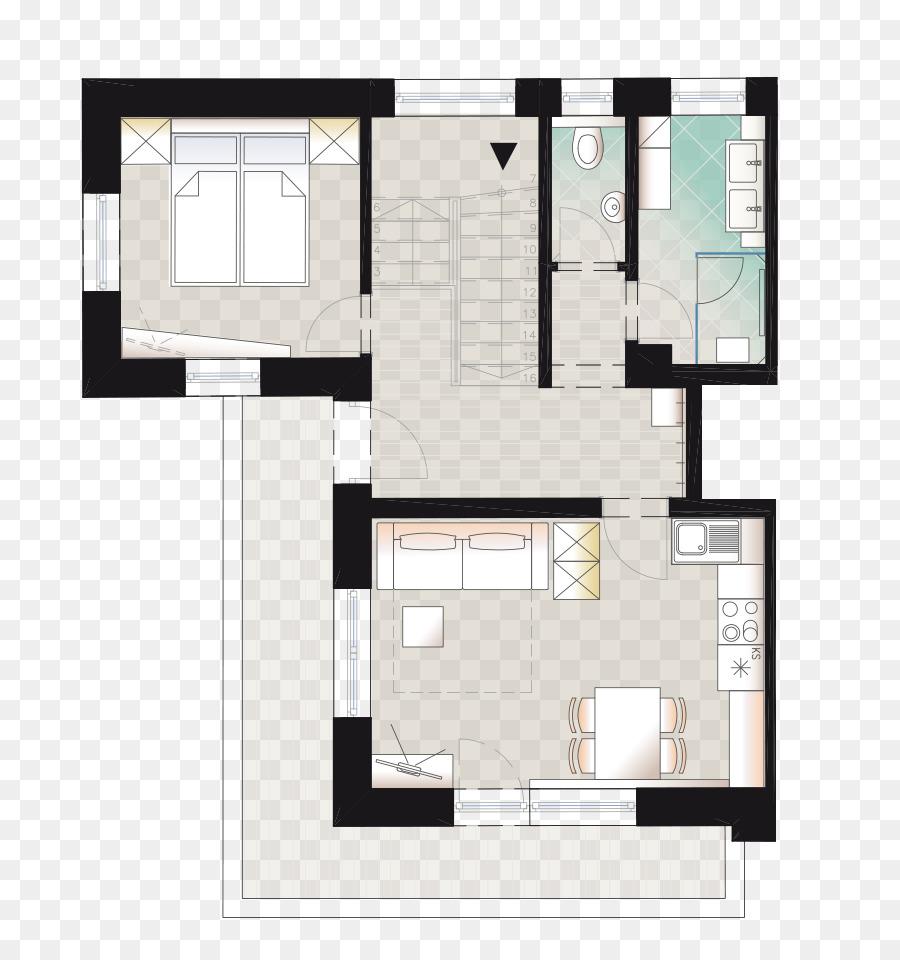Grundriss Architektur Fassade Haus - moderne Badezimmer png ...