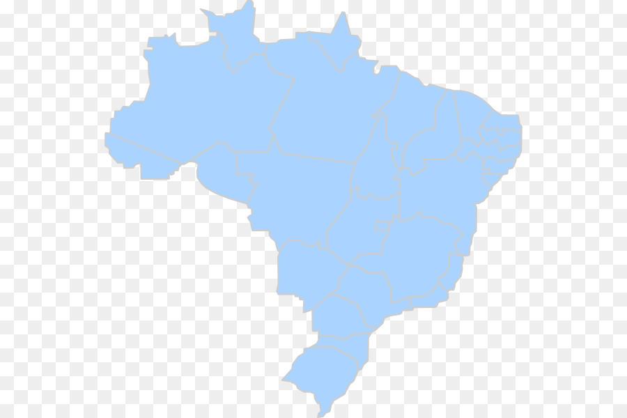 Brazil Map Png Download 600 600 Free Transparent Brazil Png