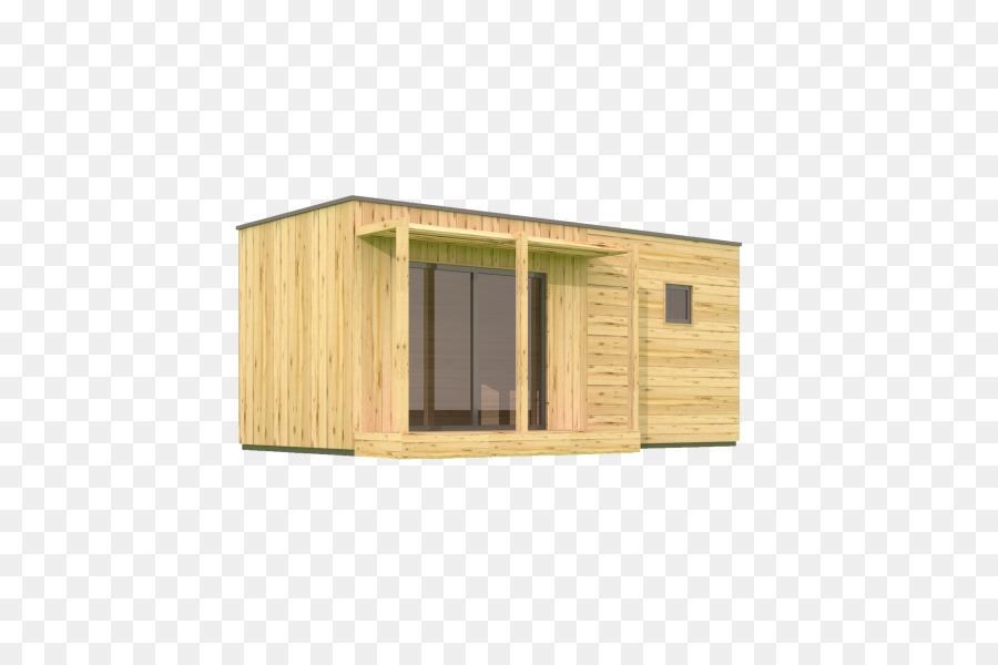 Maison en bois Abri de jardin Chalet-Architektur-engineering ...