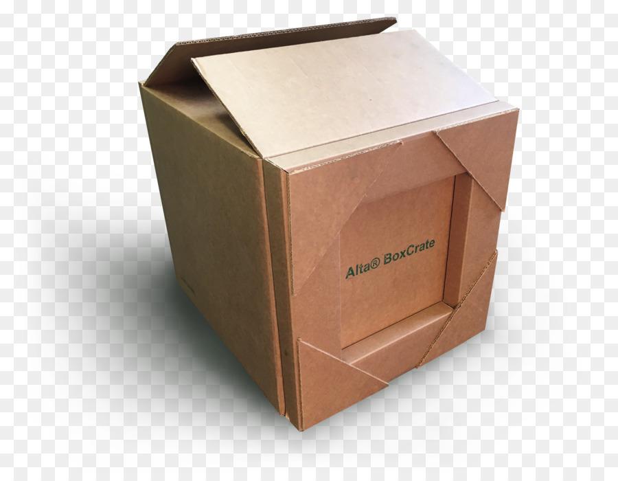 Schachtel Kiste Papier Wellpappe Faserplatte Karton Box