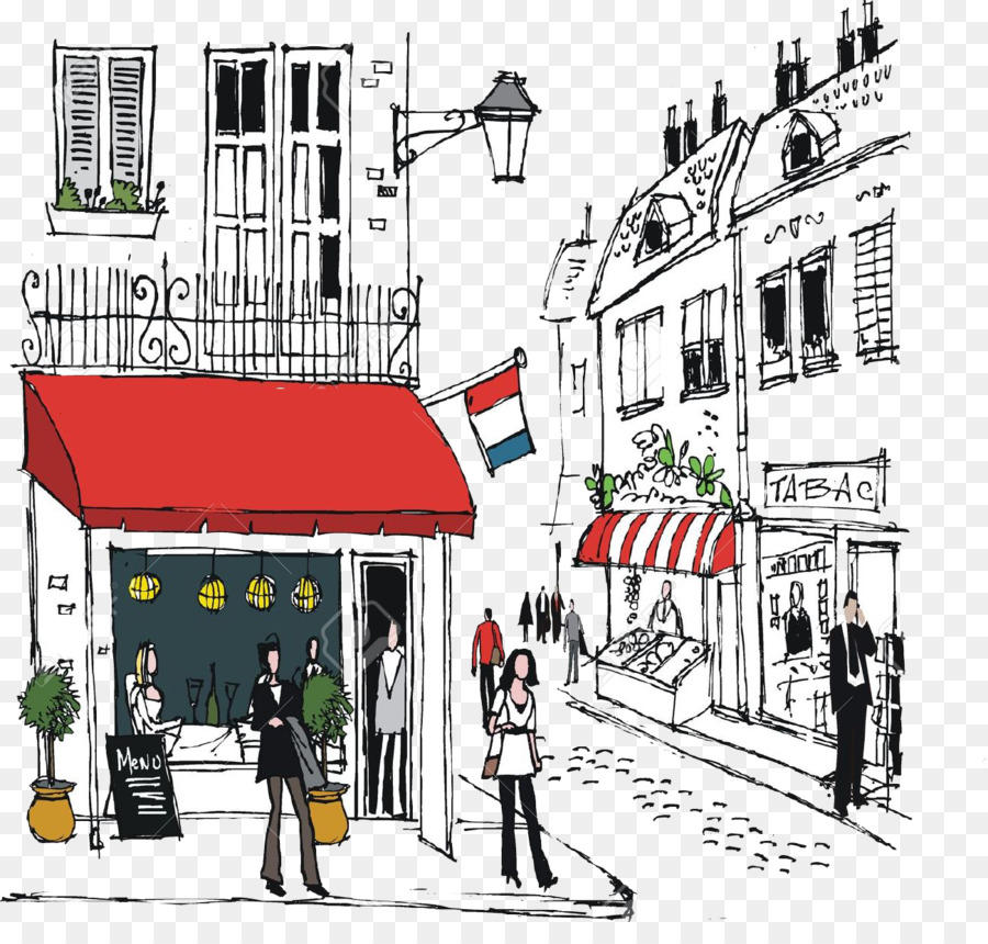 City Cartoon Png Download 1300 1214 Free Transparent France Png Download Cleanpng Kisspng