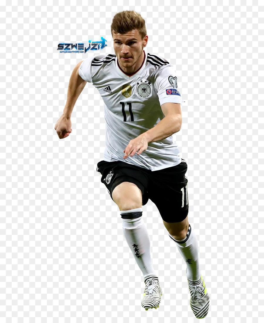Timo Werner Fussballspieler Deutschland Nationale Fussball