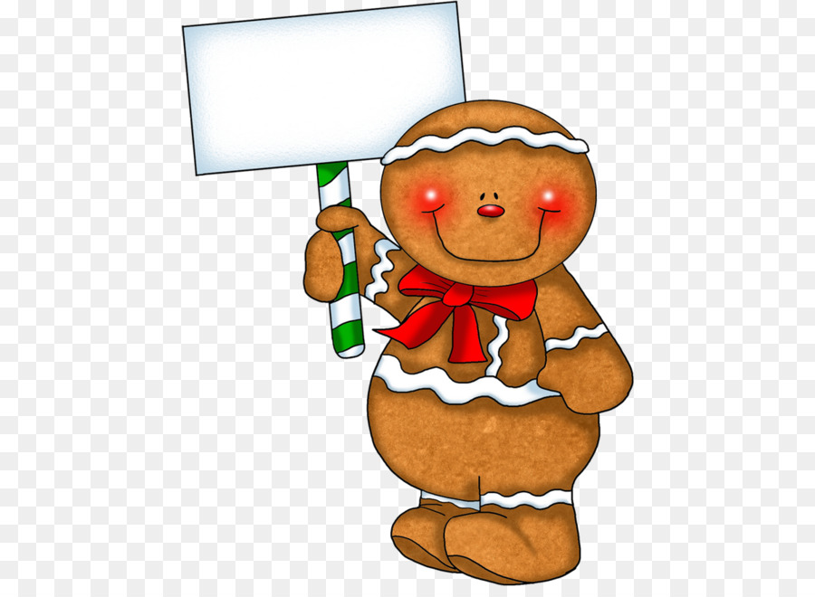 Christmas Gingerbread House Cartoon.Christmas Gingerbread Man Png Download 500 648 Free