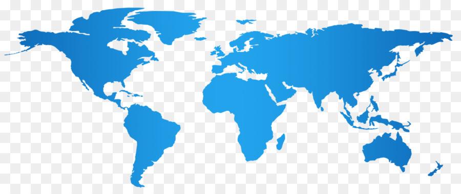 Wave Cartoon Png Download 1213 512 Free Transparent World Map