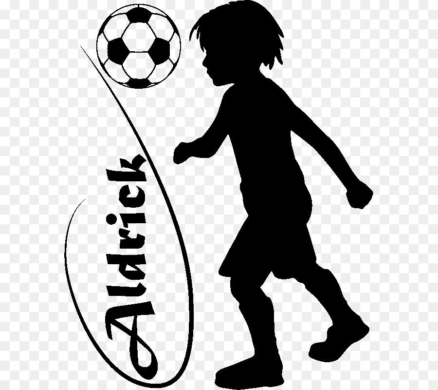 Fussball Aufkleber Wandtattoo Clipart Ball Png