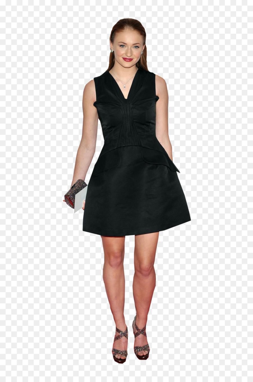 Ärmel kleine schwarze kleid plus-size-kleidung - kleid png