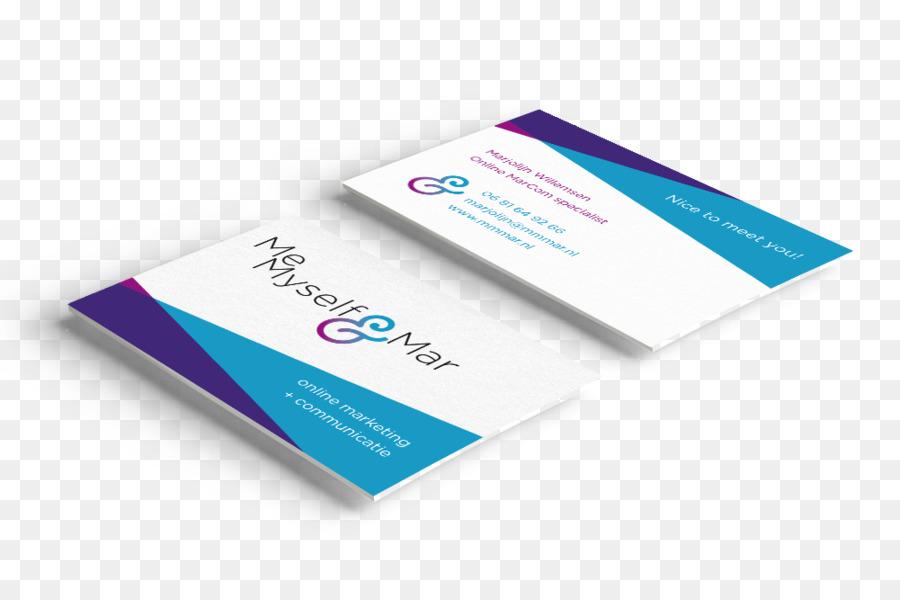 Logo Visitenkarten Marke Design Png Herunterladen 1000