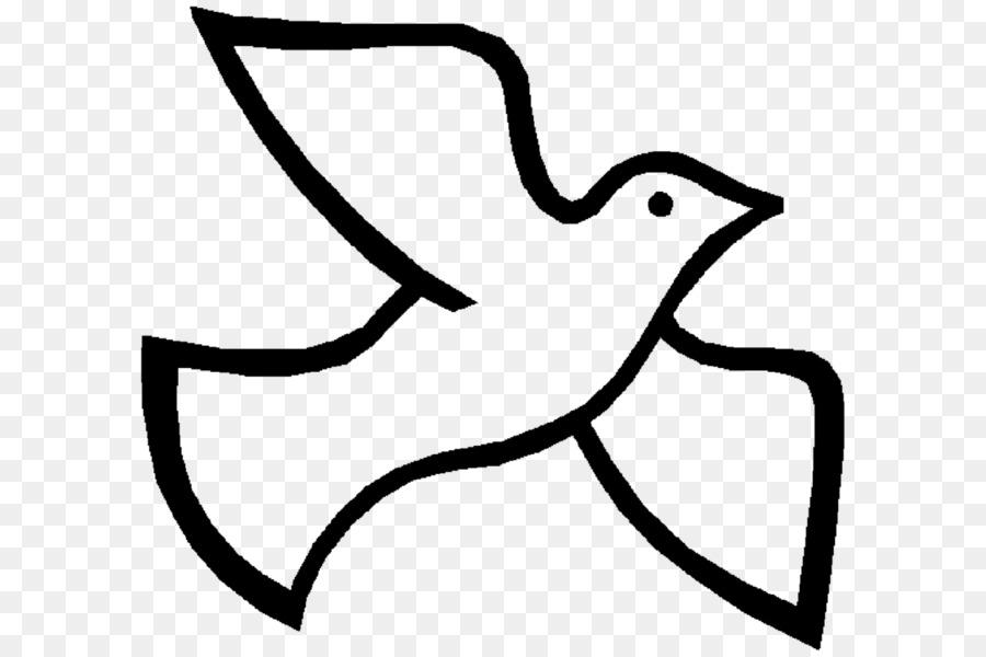 Columbidae Tauben Als Symbole Heiligen Geist Im Christentum