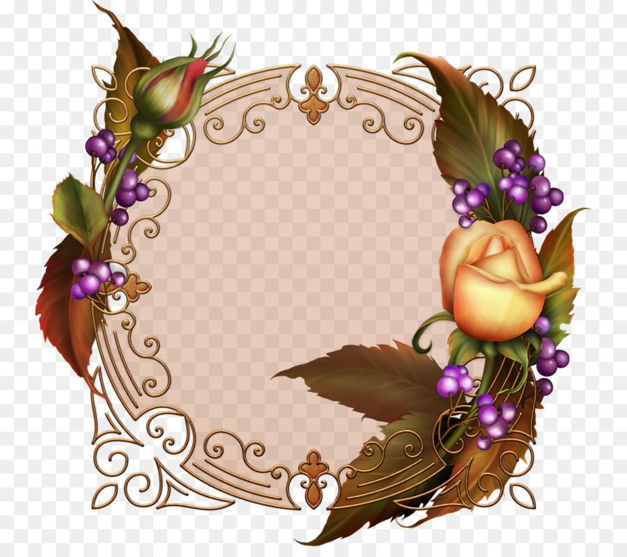 Wedding Background Frame Png Download 800785 Free