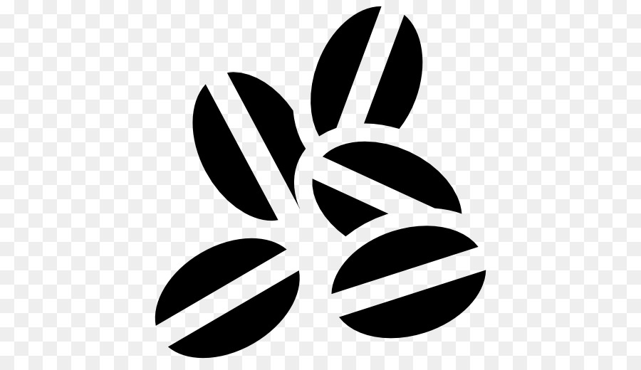 Black And White Flower Png Download 512 512 Free Transparent