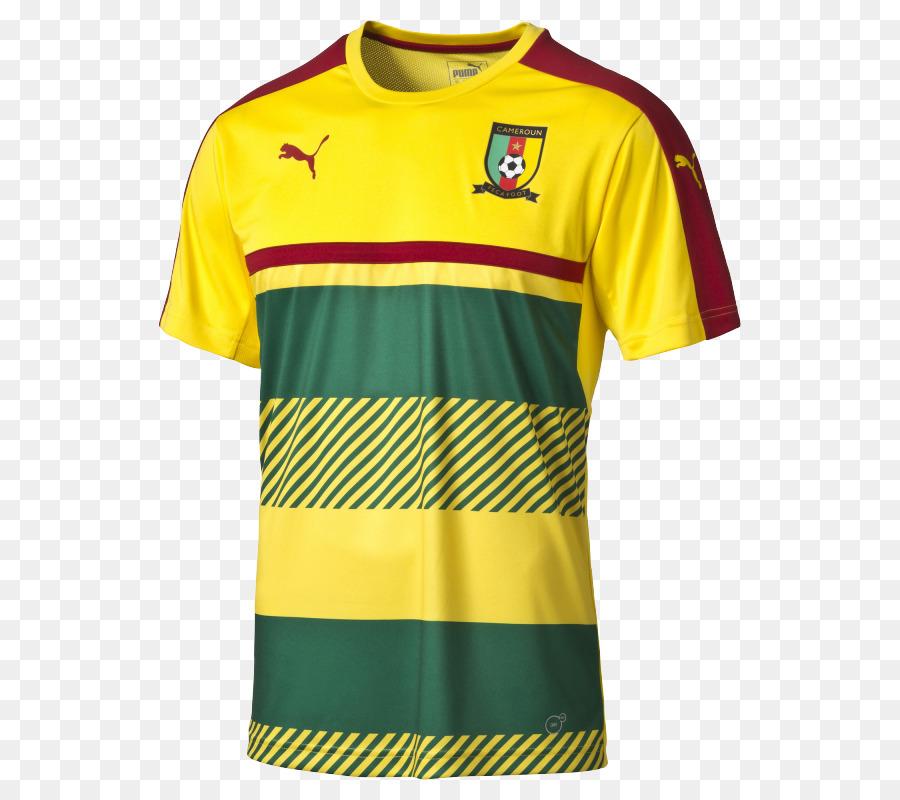 2018 WM Kamerun Fußball Nationalmannschaft Trainingsanzug