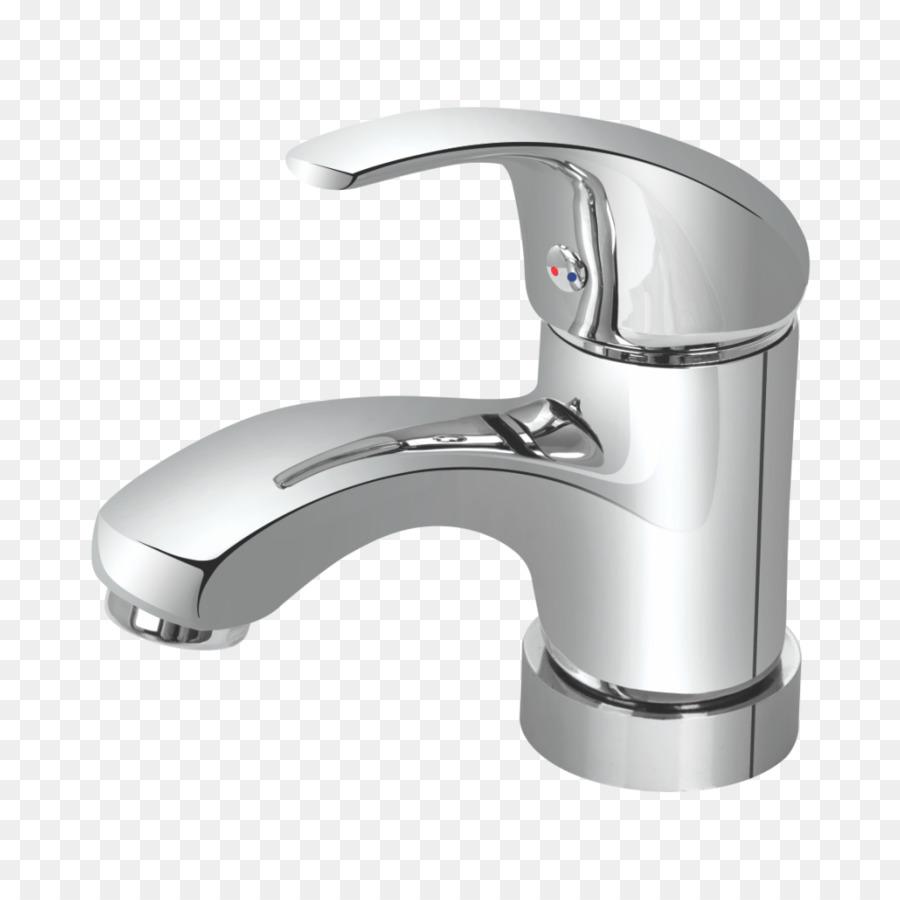 Tippen Sie auf Badezimmer Waschbecken Rohrleitungen und ...