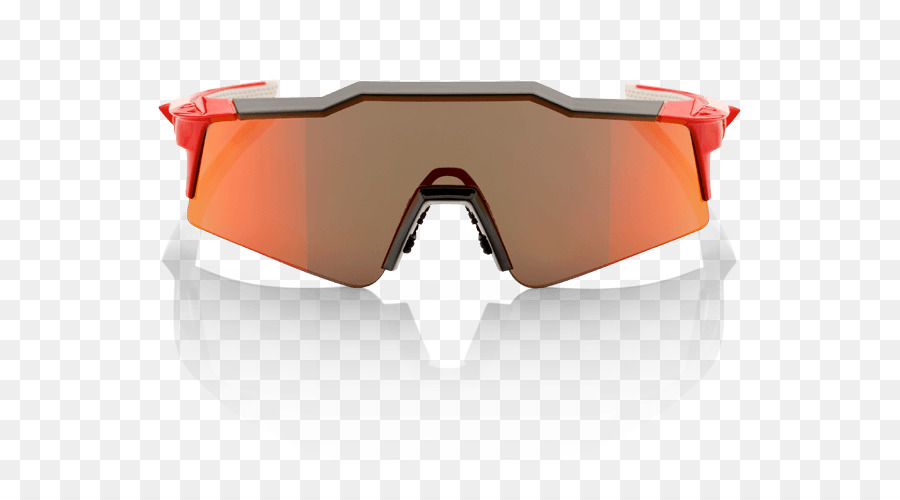 Goggles Sonnenbrille Rot 100% Speedcraft Feuershow png