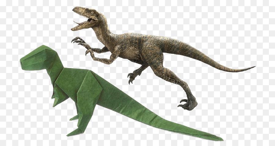 How to make a Velociraptor - Dinosaur 49 [Origami Hiroshi] - YouTube | 480x900