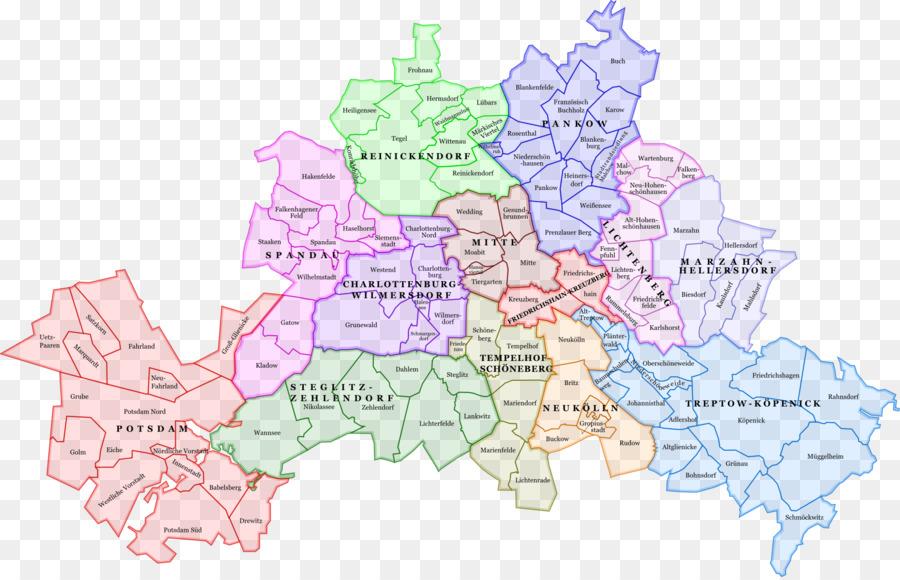 Bezirke In Berlin Berlin Landeskunde 2020 02 26