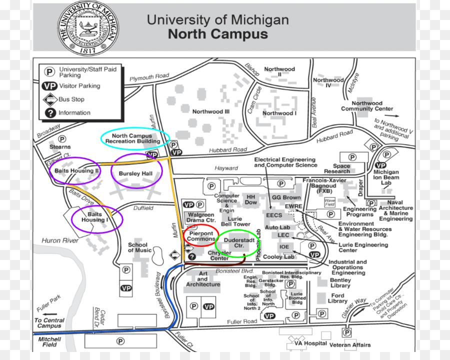 northwood university campus map School Drawing Png Download 933 730 Free Transparent northwood university campus map