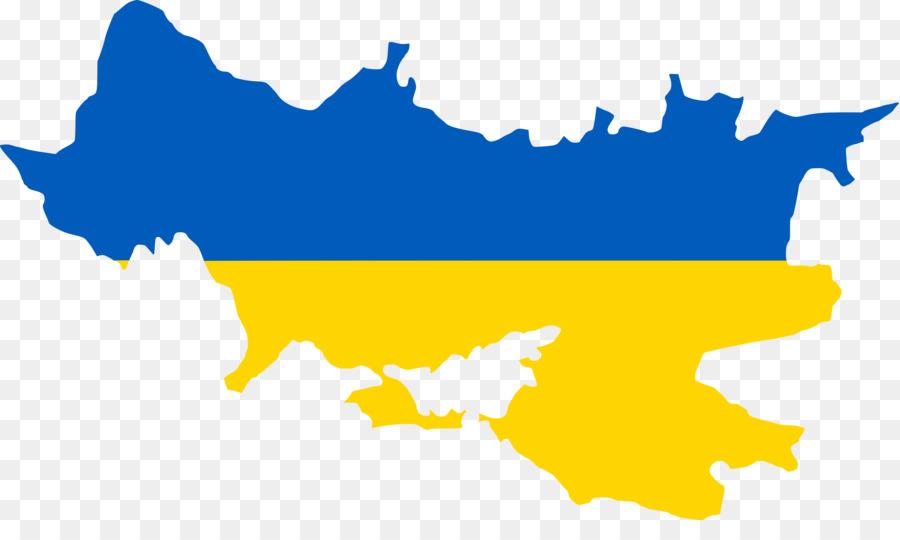 Ukrainischen Sozialistischen Sowjet-Republik Fahne der ...