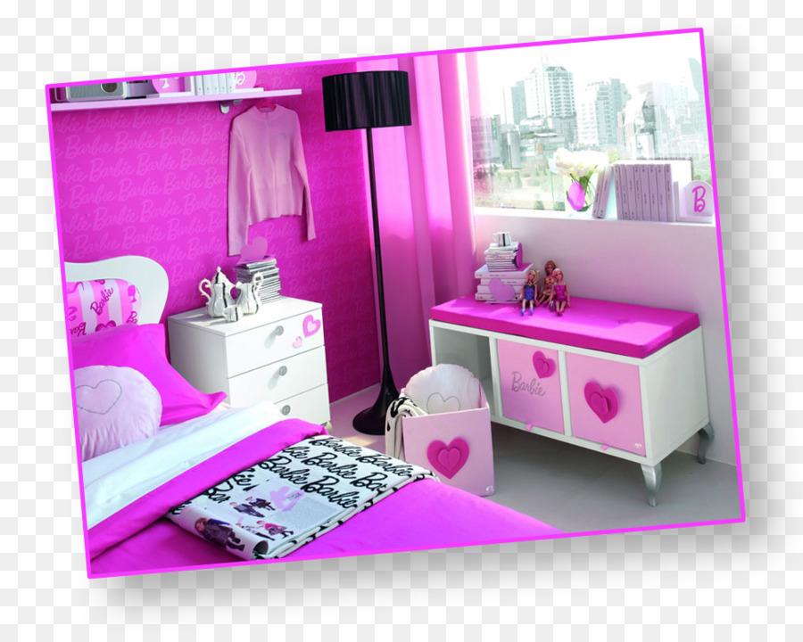 Barbie Camera Da Letto Bambino A Casa - Barbie scaricare png ...