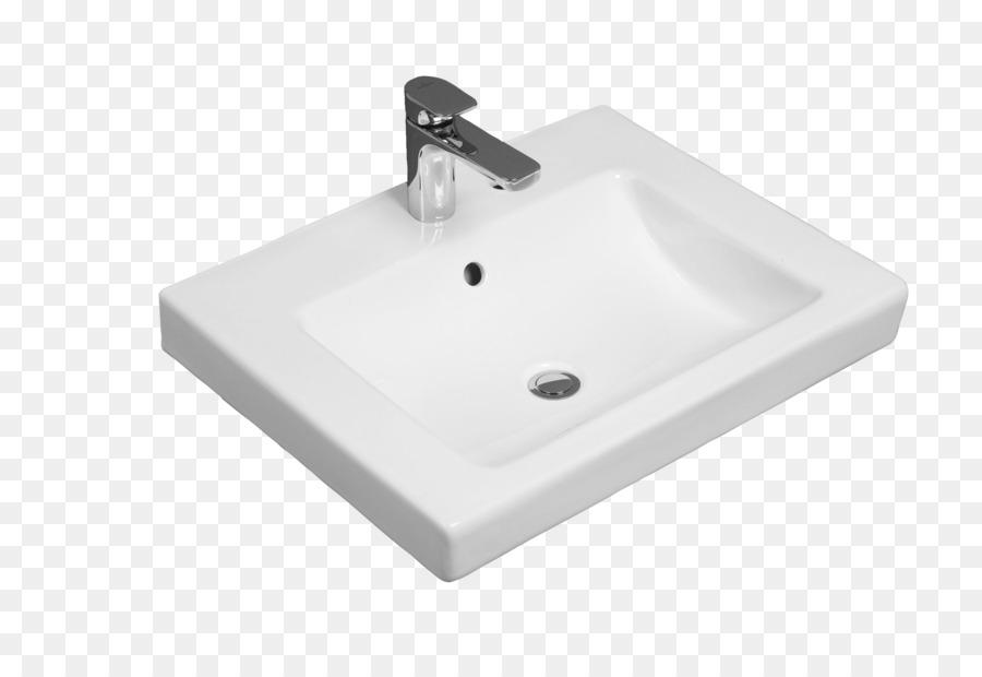 Waschbecken Villeroy & Boch Tippen Sie Auf, Badezimmer-WC ...