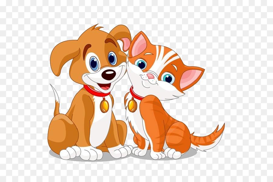 Cat And Dog Cartoon Png Download 600 600 Free Transparent Cat Png Download Cleanpng Kisspng