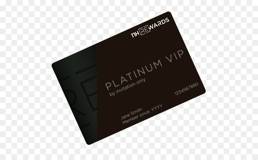 Business Karten Marke Hotel Vip Karte Png Herunterladen